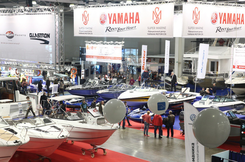 "Business program ""Moscow Boat Show 2019"""