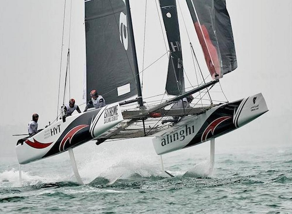 Extreme Sailing Series ordered to live long