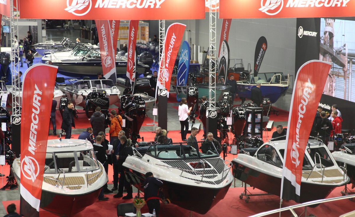 "Invites ""Moscow Boat Show 2019""!"