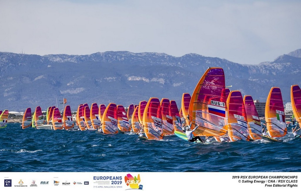 Looking forward to the medal race