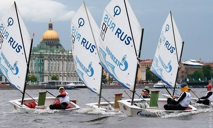 St. Petersburg Yacht Club: the most important projects