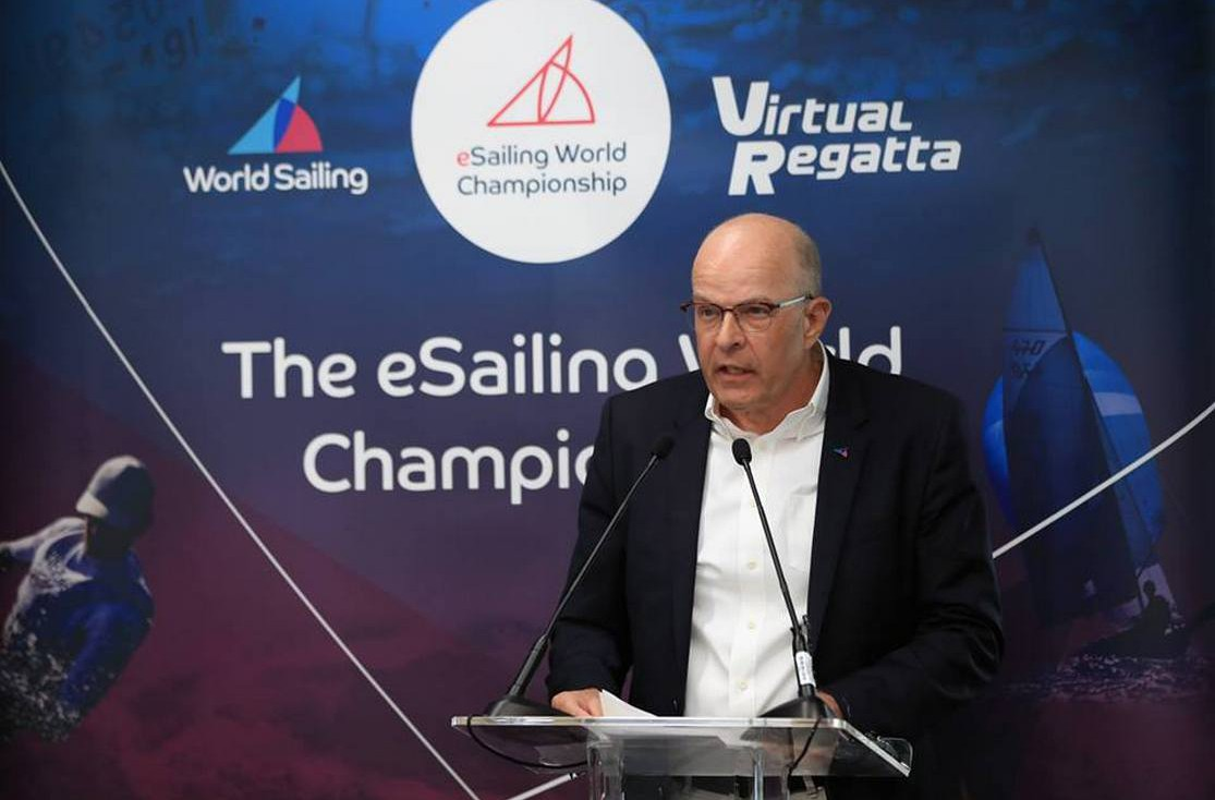 World Sailing President answers our questions
