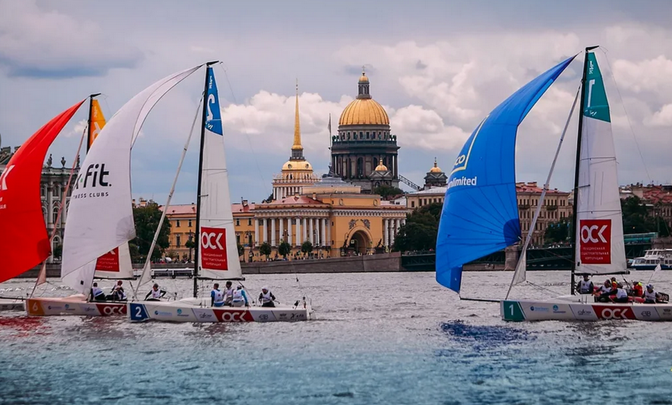 The Baltic Yacht Week is over