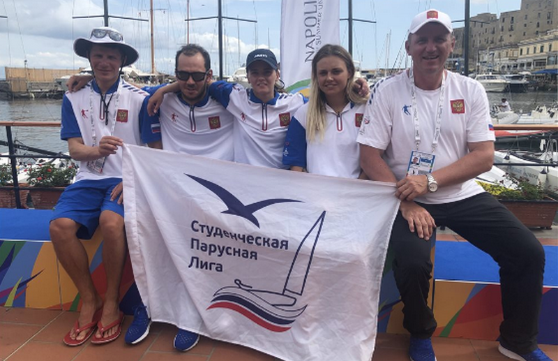 Universiade: our yachtsmen are sixth