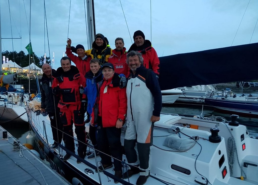 Fourth Fastnet passed!