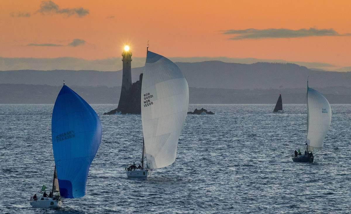 Legendary Fastnet Race