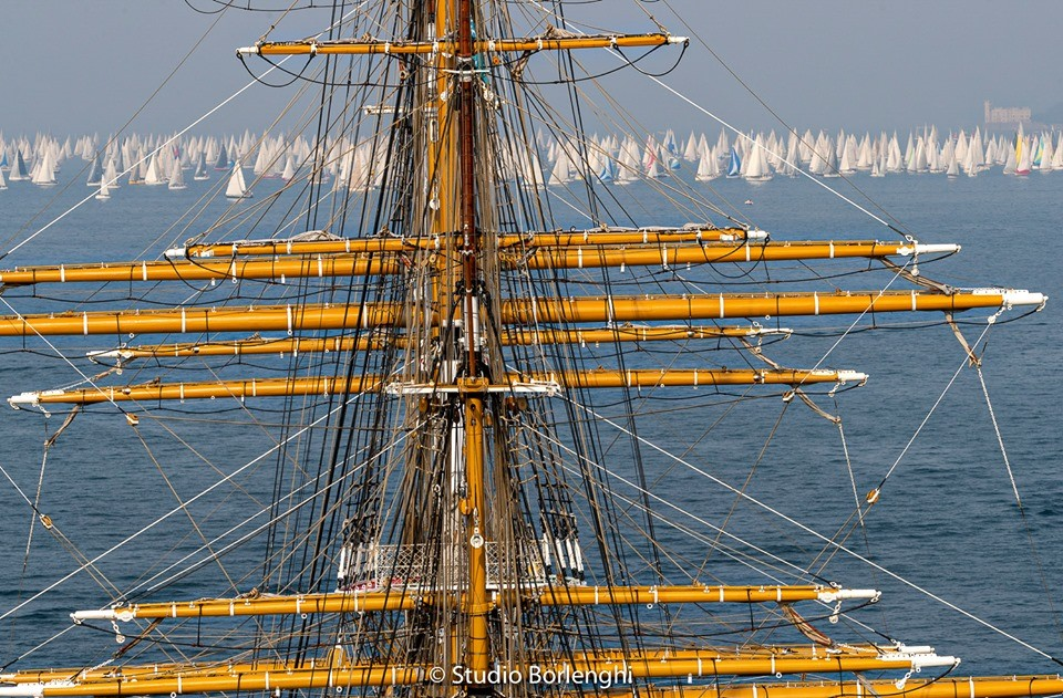 Barcolana: everything is great, only the wind ...