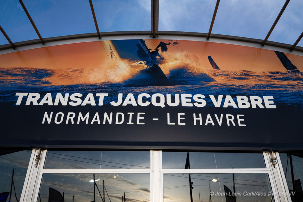 Starting Transat Jacques Vabre