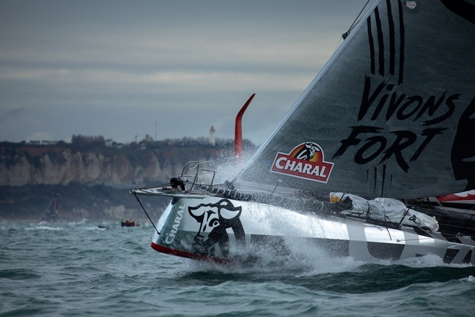 Transat Jacques Vabre: Behind the Day