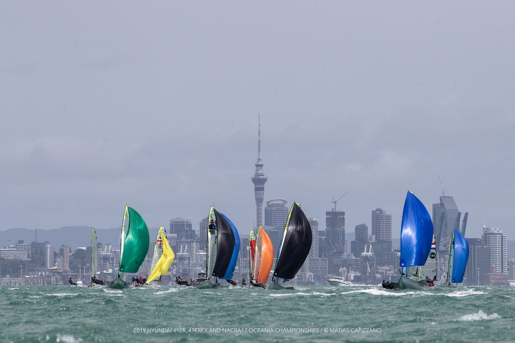 Oceania Championship Launched