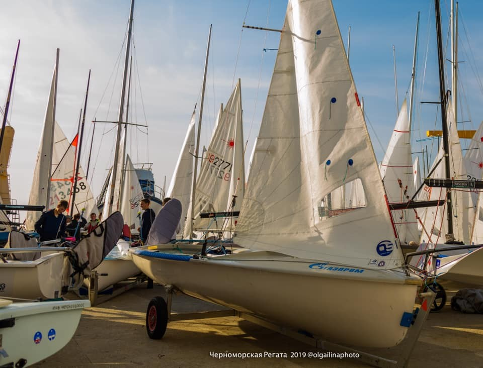 The Black Sea regatta is over