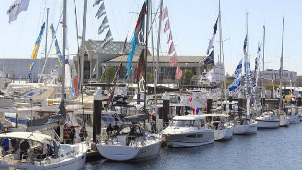 Coronavirus canceled Tokyo Boat Show