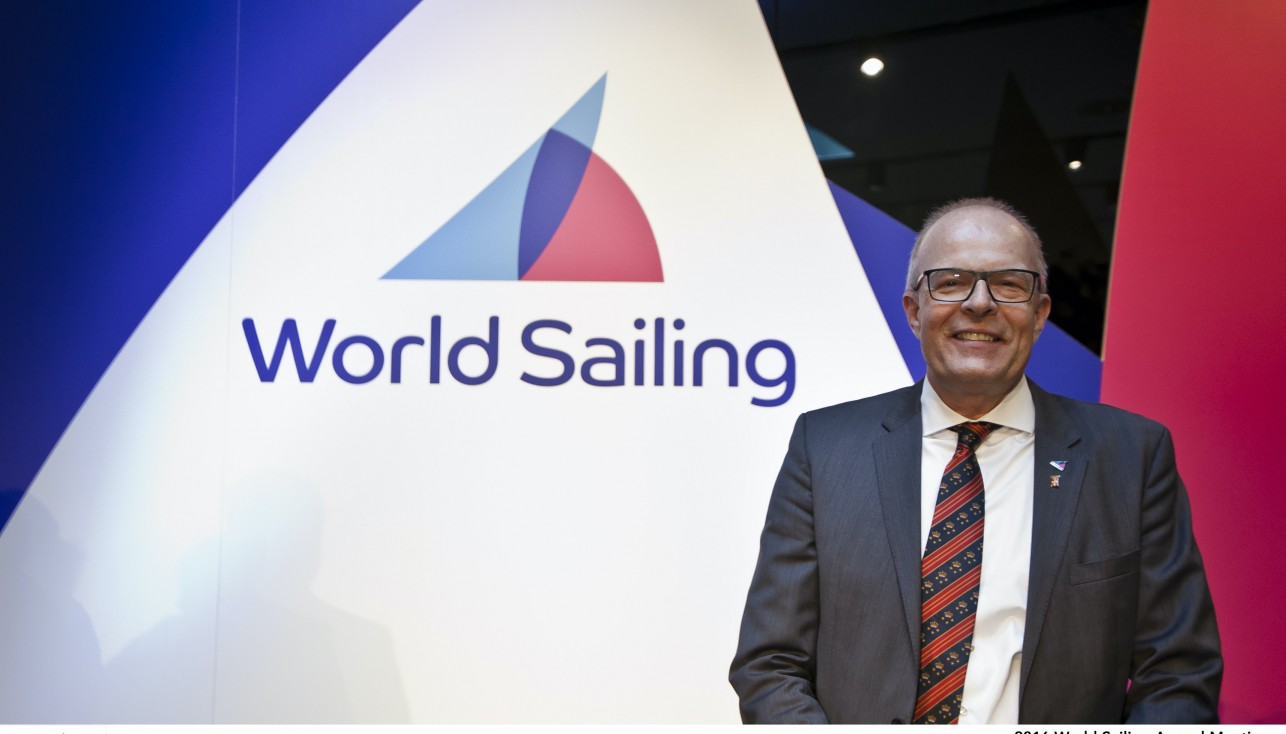 World Sailing is closing hatches!