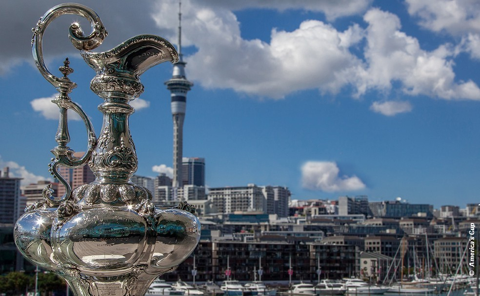 America Cup may be delayed