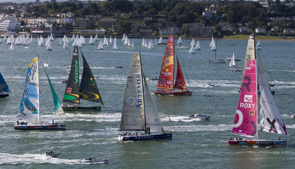 So Cowes Week had to be canceled