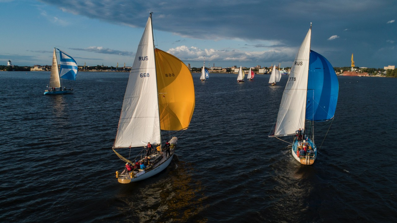One of the oldest regattas will be held in the Baltic