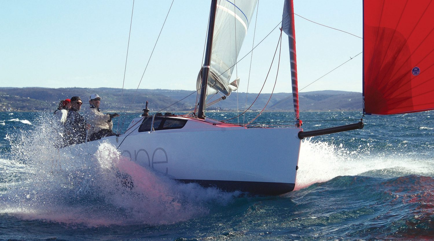 Seascape / First 24 - family cruising yacht, only very fast