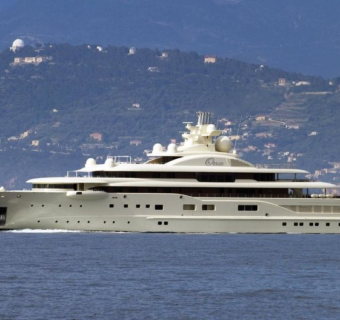 Alisher Usmanov has sold his 110-foot yacht