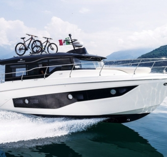 The best motor yachts from 35 to 45 feet